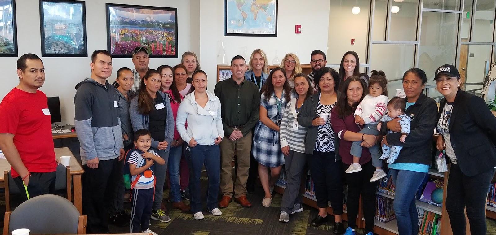 Cafecito families